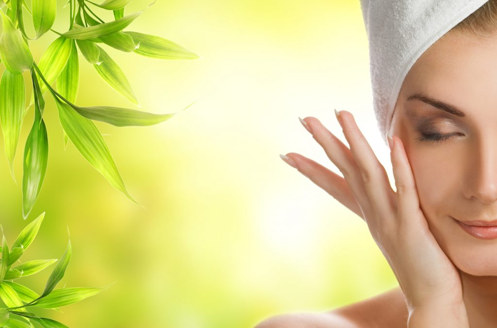 Organic Hemp oil skincare products